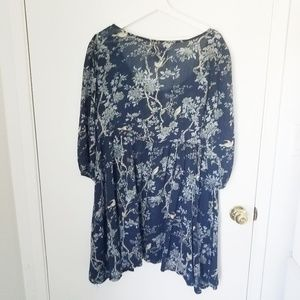 Ralph Lauren babydoll dress